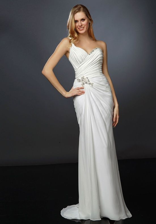 Impression Destiny 11743 Wedding Dress - The Knot | Evening Gowns ...