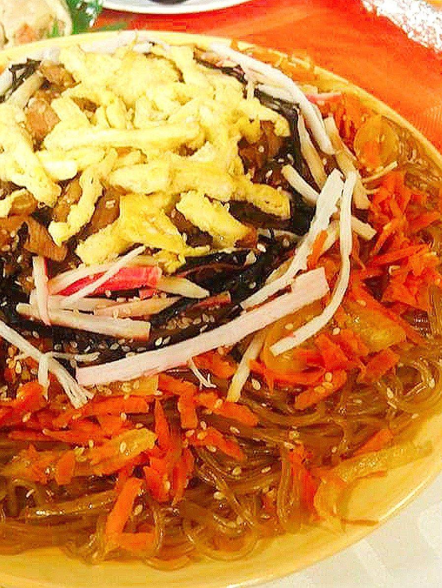 Korean Chapchae Tagalog Version Recipes Pancit Recipe Food