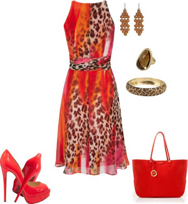 """Untitled #124"" by angela-vitello on Polyvore"