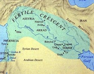 Pin by katarina polacekova on mapy pinterest middle east and history mesopotamia an area geographically located between the tigris and euphrates rivers mesopotamia means the land between two rivers gumiabroncs Image collections