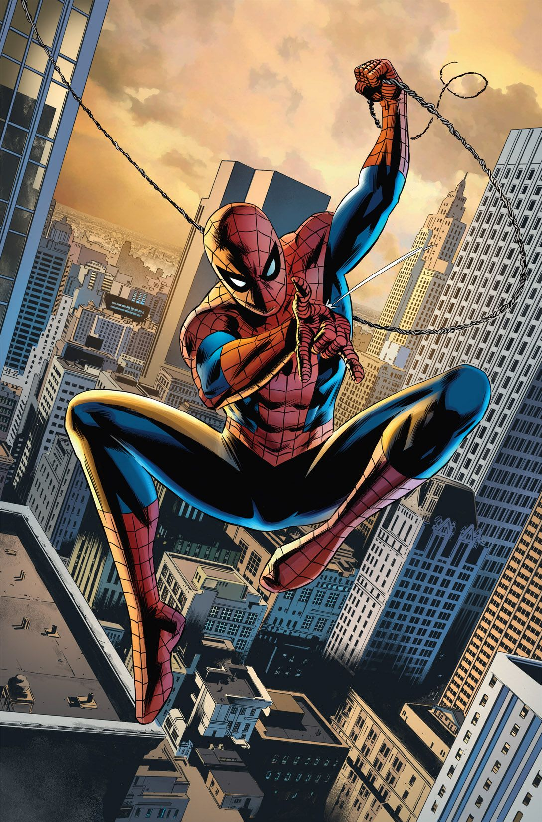 FF #1 - Marvel Comics  #spiderman #PeterParker #superhero #hero #art #illustration  #comicbook #secret #identity