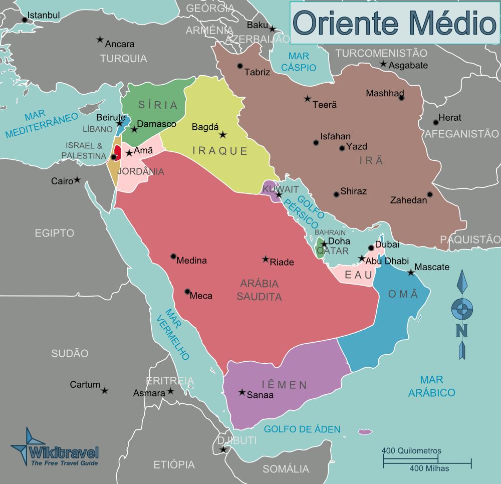 Alianas no Oriente mdio em relao a Israel Se refere at