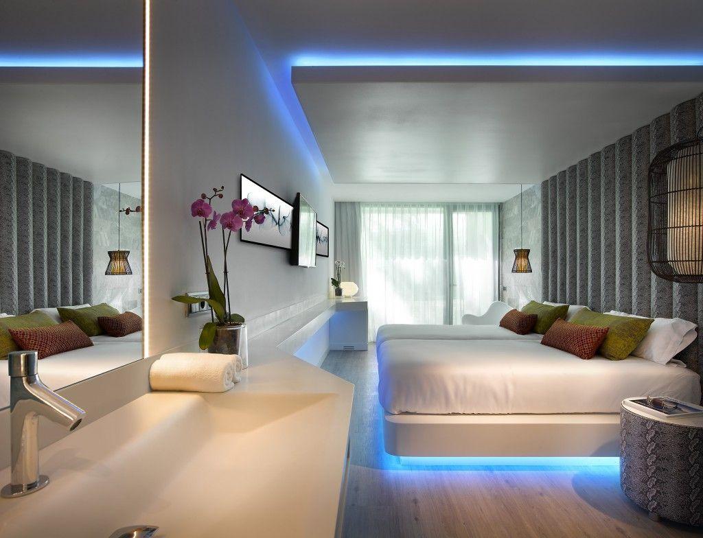 Hard Rock Hotel Ibiza Le Prime Immagini Places Travel Posti  # Muebles Serrano Villahermosa