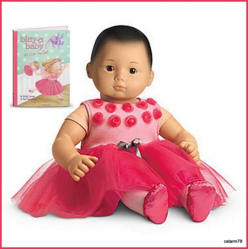 American Girl Bitty Baby Flutter /& Fly Outfit for Dolls NIB