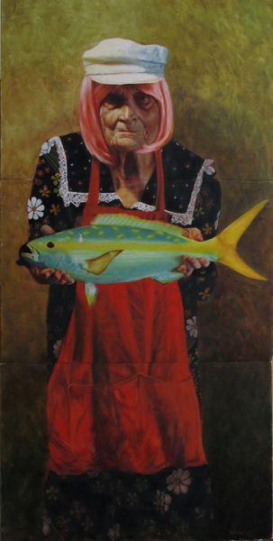 Jason Bard Yarmosky (painting)