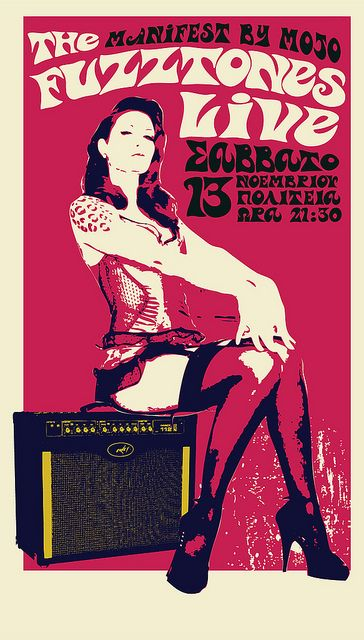 The Fuzztones, via Flickr by til01
