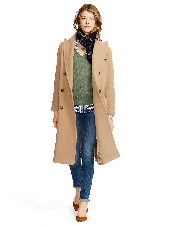 e27cea4bd0b00 Camel Hair Coat - Long Coats Coats - Ralph Lauren France