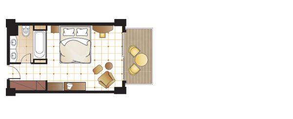 Hotel Room Plans Designs 5 star hotel room floor plans superior panoramic guestroom eva