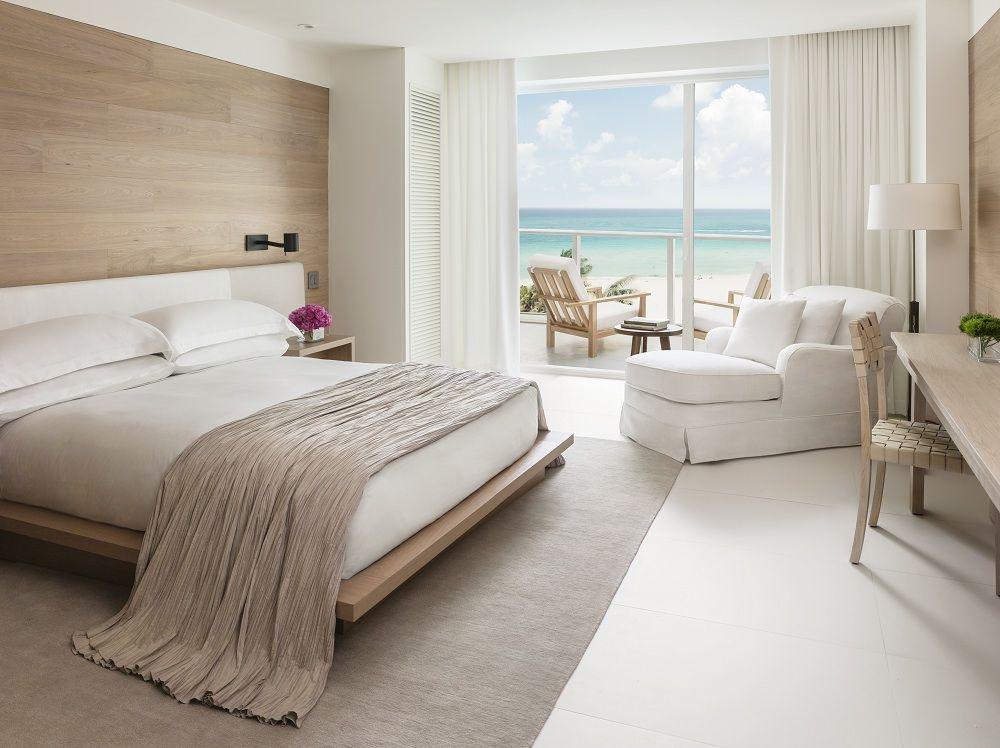 Beach Hotel Room
