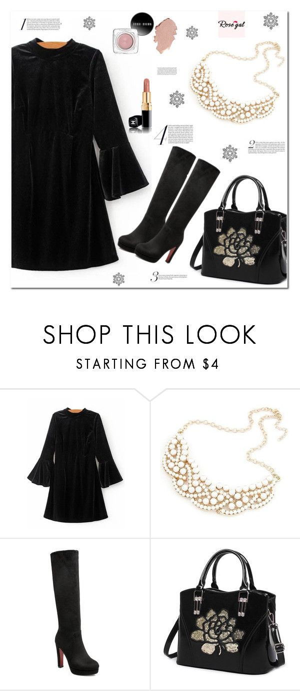 """All black (coupon codes in description)"" by arohii ❤ liked on Polyvore featuring LBD and polyvorefashion"