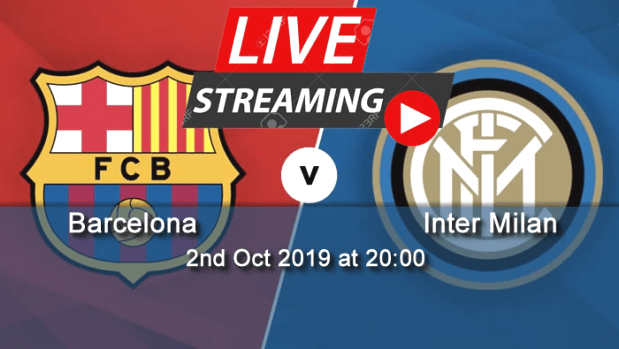 Watch Football Highlights And Goals Of Barcelona 2 1 Inter Milan Champions League Barcelona Vs Inter Milan Football Highlights And Goals 2nd Oct 2019 Live Foot Football Streaming Champions League Live Football Streaming