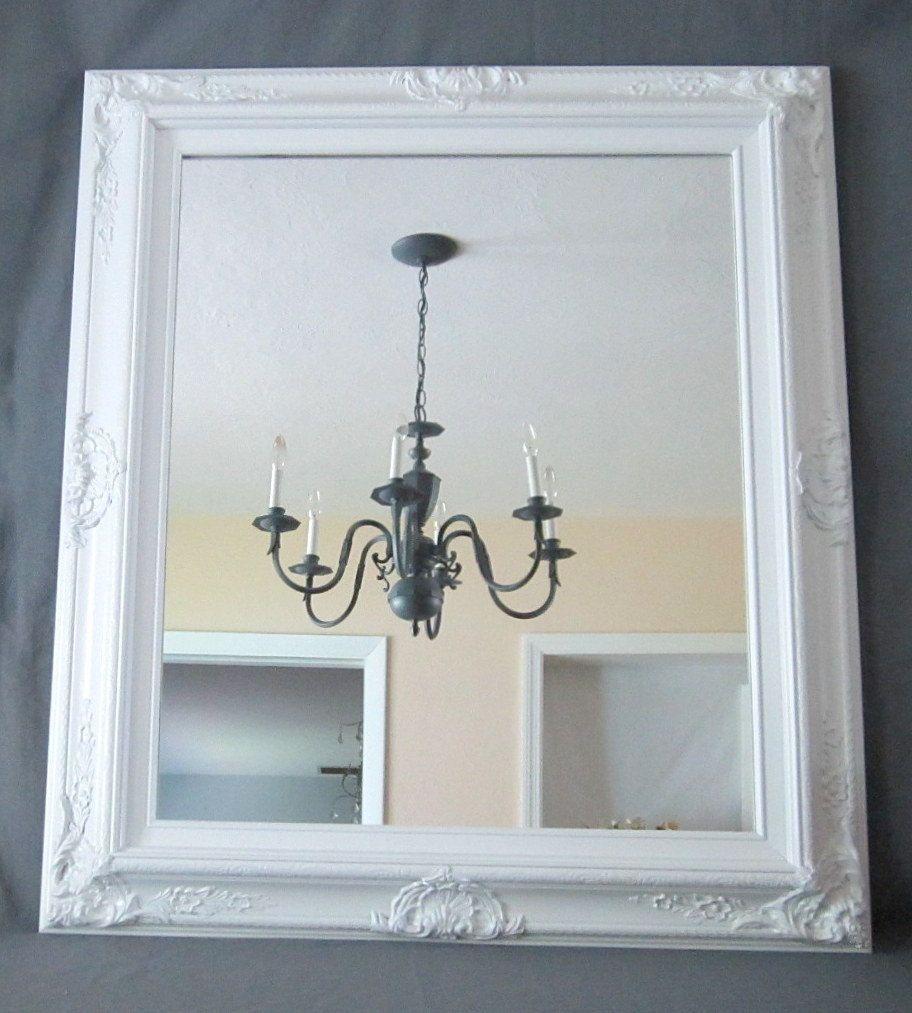 Decorative Wall Mirrors DECORATIVE ORNATE MIRRORS For Sale