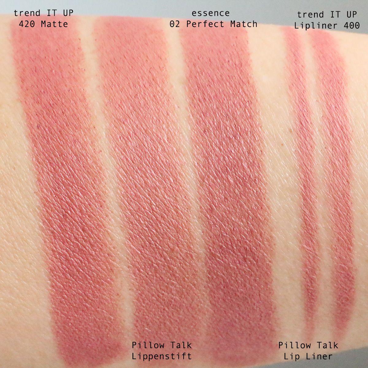 Pin On Charlotte Tillbury Pillow Talk Lipstick Dupes