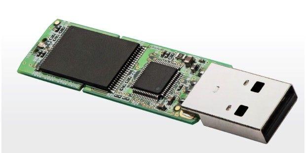 Bei einem USB-Speicherstick handelt es sich um einen passiven Datenträger in…