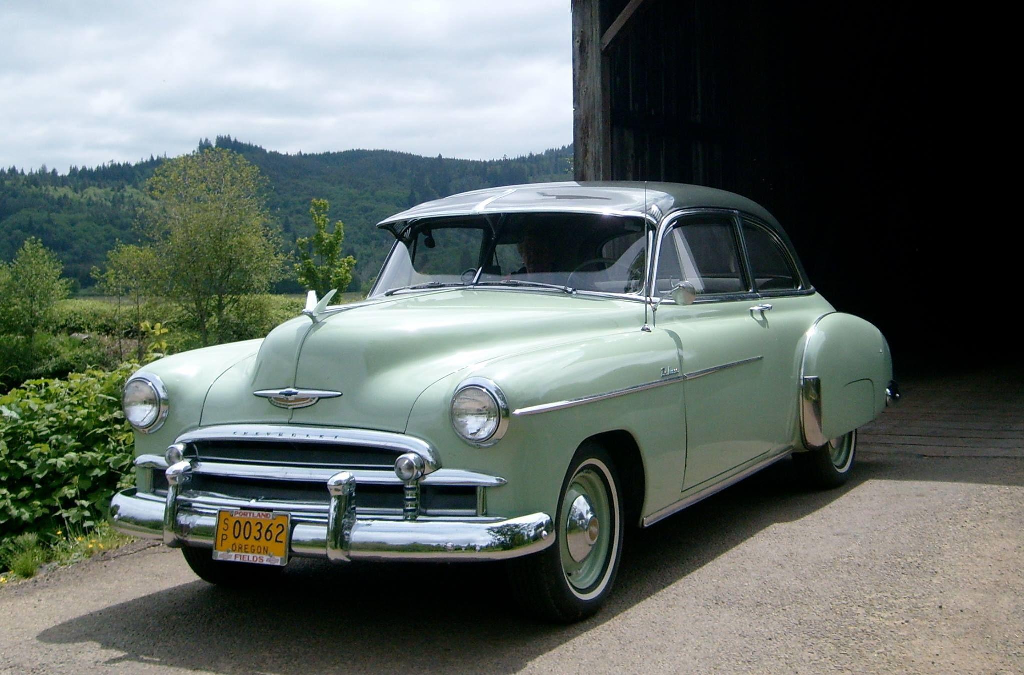 1950 Chevrolet Customline (OR) - $18,900 Contact: Jim 503-368-6517 ...
