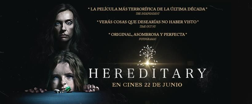 Hereditary 2018 De Ari Aster Cine Gabriel Byrne Peliculas