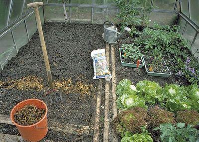 Bodenfruchtbarkeit Im Gewachshaus Erhalten Februar 2007 Familienheim Und Garten Gewachs Gartenbau Garten Gewachshaus