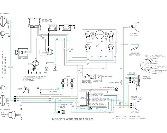 Army Jeep Wiring Schematic Diagram Forward Guide About