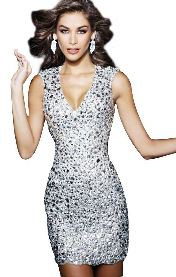 New Years Eve Party Dress New Years Eve Dresses Silver Cocktail Dress Simple Outfits