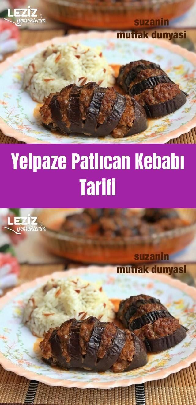 Photo of Fan Eggplant Kebab Recipe