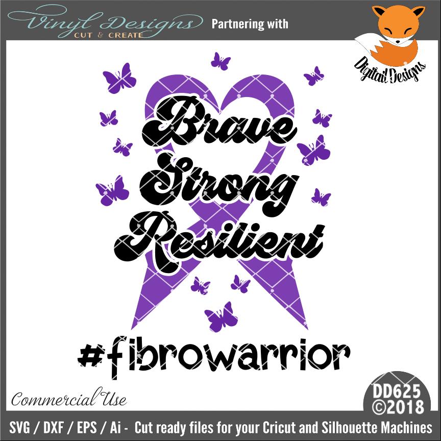 Download DD625 - Brave Strong Resilient Fibrowarrior | Vinyl ...