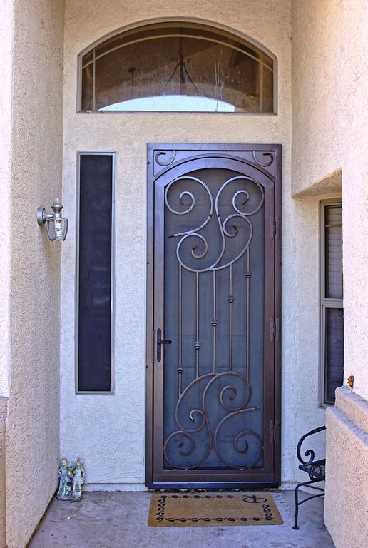 Spirale Asym First Impression Security Doors Only In Az