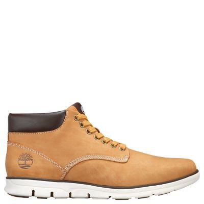 Details about Timberland Bradstreet Chukka Wheat Mens Chukka Boots
