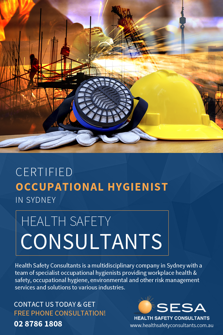 Environmental and safety professionals constantly need