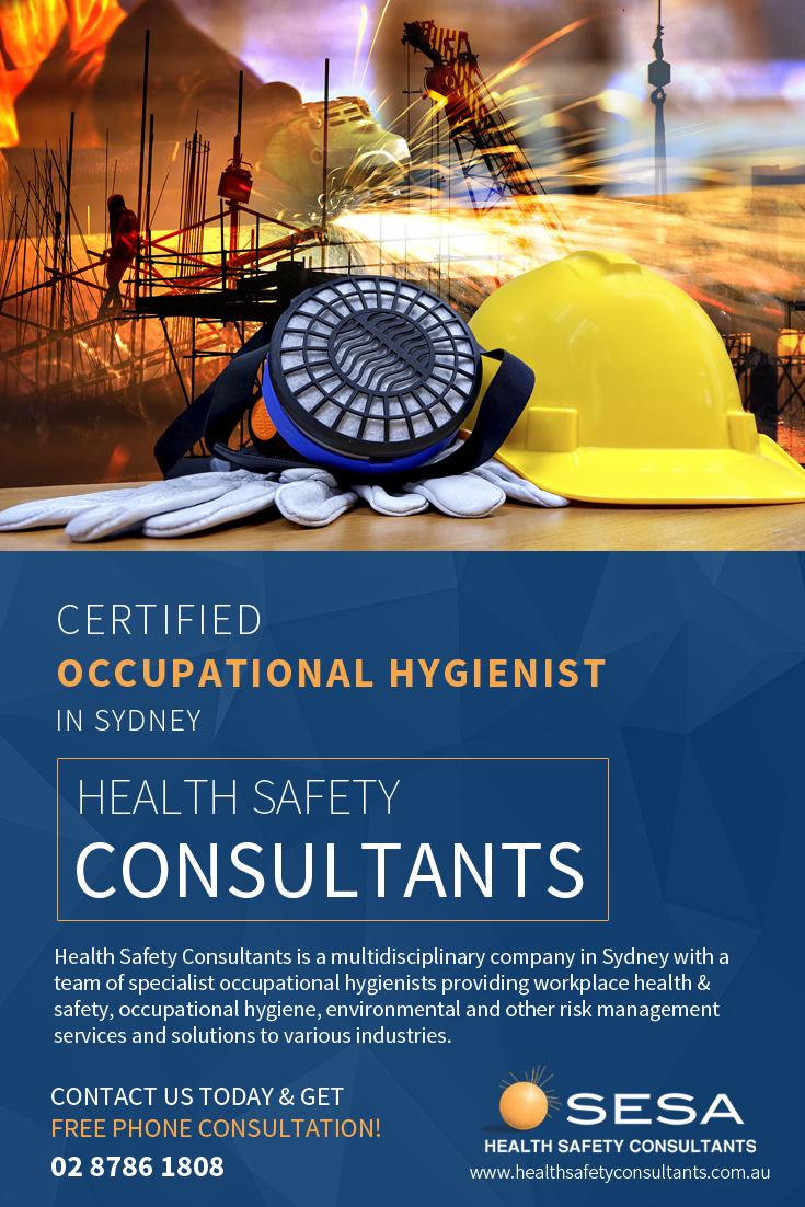 Health Safety Consultants is a multidisciplinary company