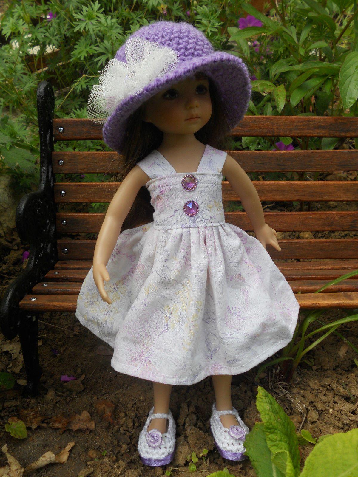 Vêtement Poupée Compatible Little Darling Fait Main Nouvelle Collection   eBay