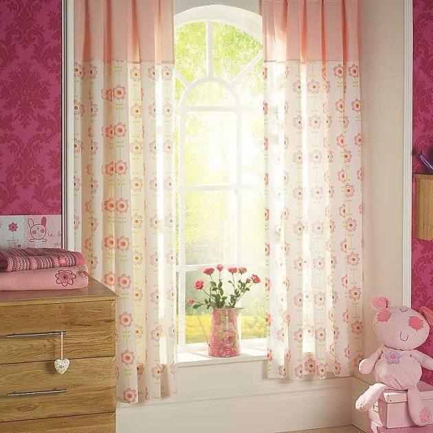 How to choose curtains for a kid\'s room on budget. Ideas, photos ...
