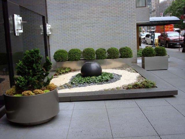 M s de 25 ideas para crear tu jardin zen estilo urbano - Jardines zen pequenos ...