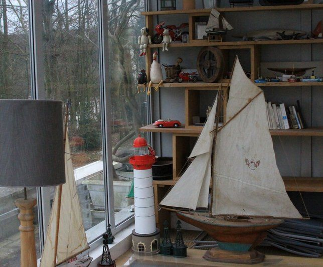 Photos déco  idées décoration de lampe style bord de mer