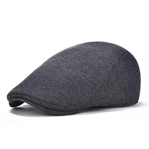 12.99 VOBOOM Men s Cotton Flat Ivy Gatsby Newsboy Driving Hat Cap ... 0664bf4a6b2a