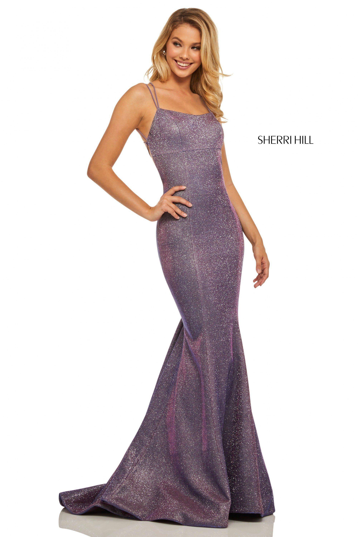 cdf8da4e19f Sherri Hill prom dress style 52614