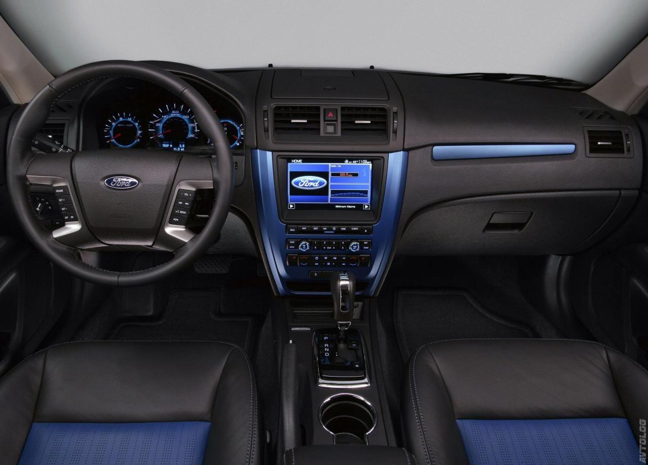 2010 Ford Fusion Ford Fusion 2013 Ford Fusion Ford Fusion