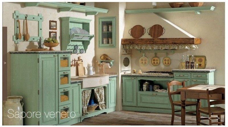 Kitchen Sapore Veneto LINEA QUATTRO | Interior & Industrial Design ...