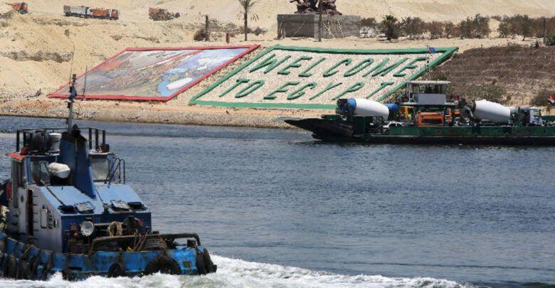 ماهي قناة السويس وأهميتها وكيف تم بنائها In 2021 Boat Vehicles