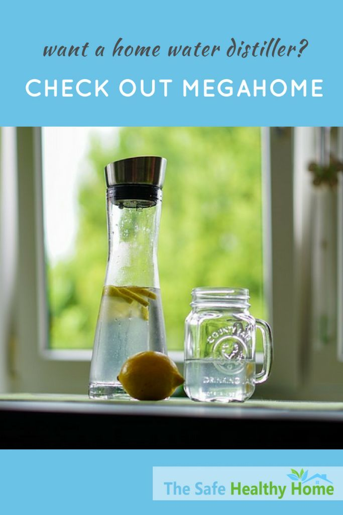 Megahome Water Distiller Review One Of The Best How To Squeeze