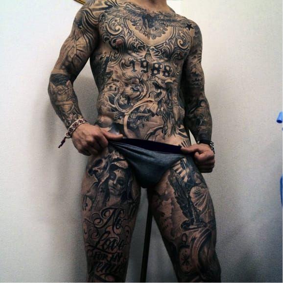 Tattoos Tattoo Ideas Tatuajes Para Hombres Tatuajes Grandes