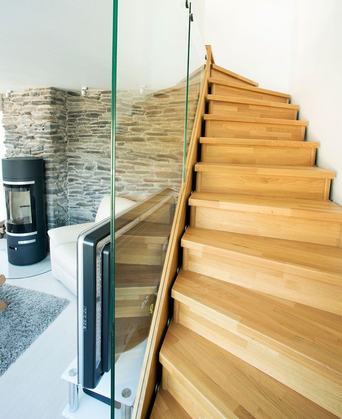 Best Design Treppe Holz Lebendig Aussieht Photos - Design & Ideas ...