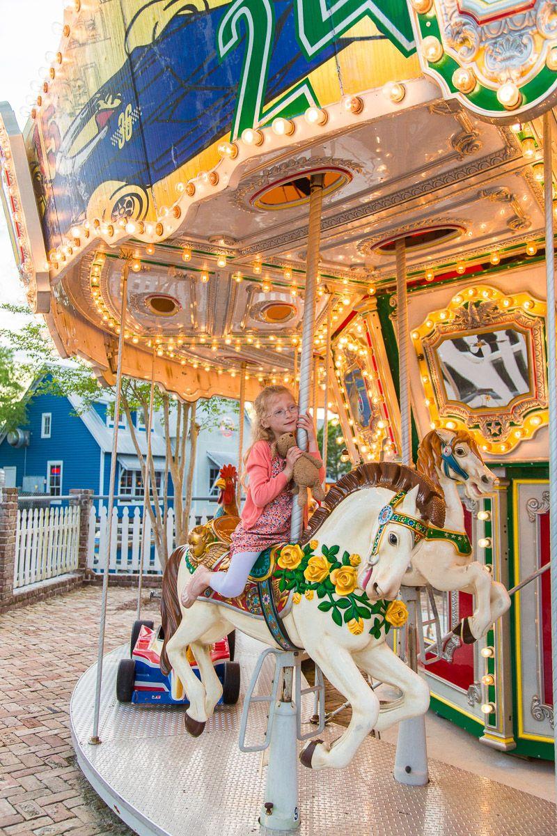 Baytowne carousel in 2020 sandestin golf and beach