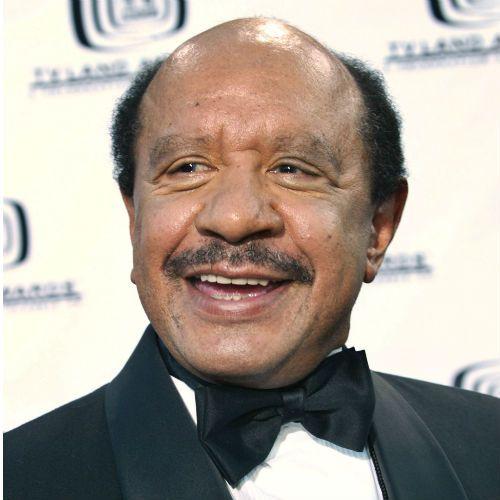 """RIP """"George"""" {Sherman Hemsley} 7-24-12. You made me laugh :)"""