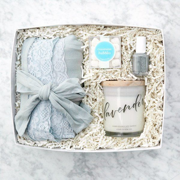 Bridesmaid Gift Box No. 5 #bridal-party-gifts #bridesmaid