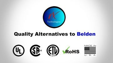 Quality Belden 1152A Alternatives - The best wire & cable, made in ...