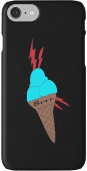 9e686995ec2 Brrr Gucci Manes Ice Cream Face Tattoo iPhone 7 Cases