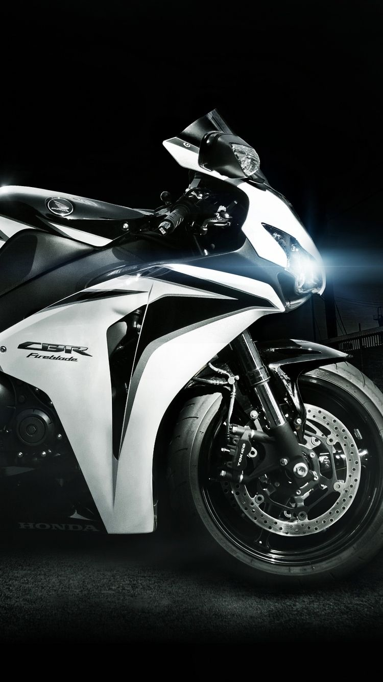 Honda Cbr Motorcycle Phone Wallpaper Background Motorcycle Blackandwhite Phonewallpaper Phonebackground Wallp Motorcycle Wallpaper Honda Cbr Motorcycle