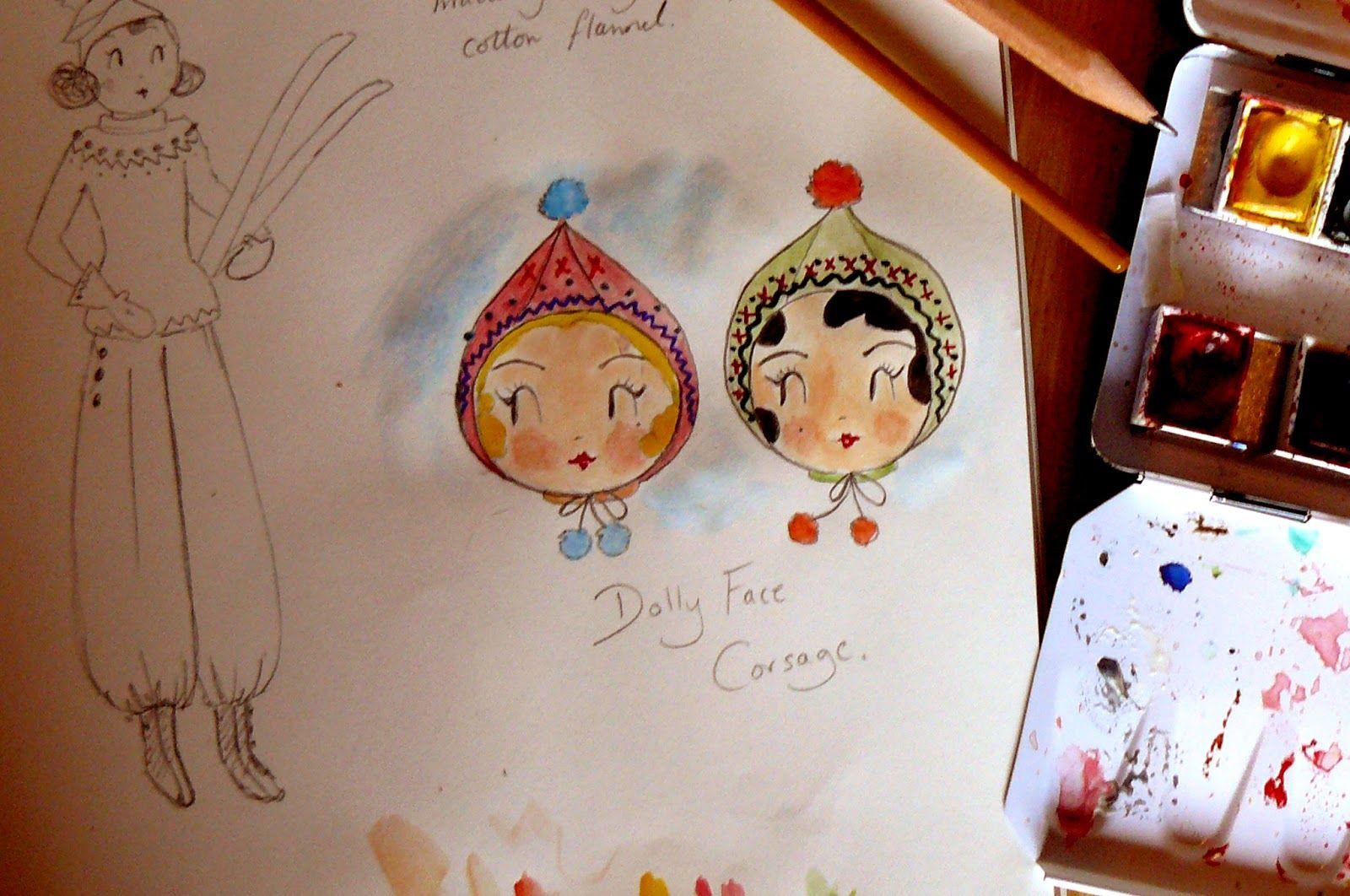 Pin By Kathy Roscoe Germanotta On Moda 20 40 Vintage Ski Paper Dolls Girl Drawing