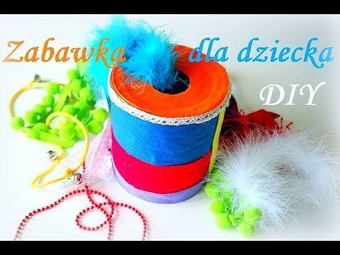 64) Zabawka dla dziecka z puszki DIY, niekończący się
