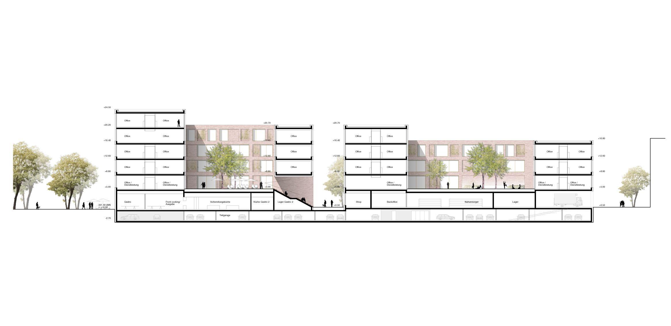 online zum Verkauf Neuestes Design wie man wählt 1. Rang: Schnitt, © LIMA architekten | Lisa Bogner und ...